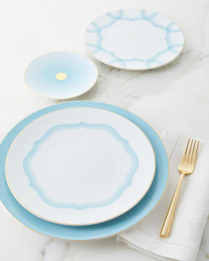 Raynaud Aura Bread and Butter Plate